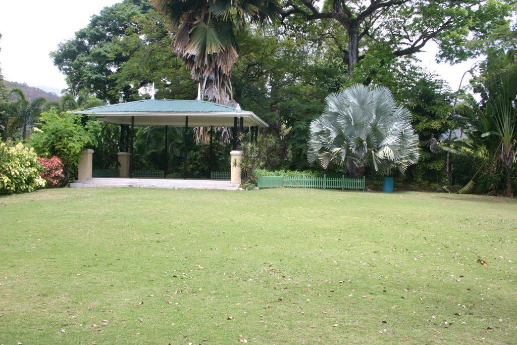 The Pavilion Garden